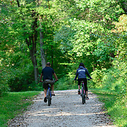 Hocking Hills State Park Mountain Bike Trail