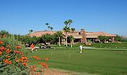 The Madera Club House at Quail Creek in Green Valley, Arizona, USA.
