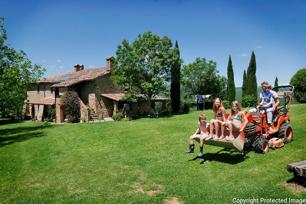 May 19, 2018 - 12:31<br /> Italy, San Venanzo - Polmone