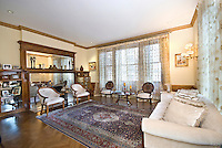 Living Room at 21 East 84th Street