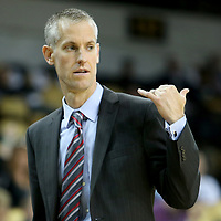 ORLANDO, FL - NOVEMBER 15: Head coach Tim Craft of the Gardner Webb Runnin Bulldogs is seen on the sideline during a NCAA basketball game against the UCF Knights at the CFE Arena on November 15, 2017 in Orlando, Florida. (Photo by Alex Menendez/Getty Images) *** Local Caption *** Tim Craft