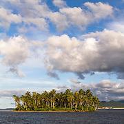 Island. San Blas, Panama