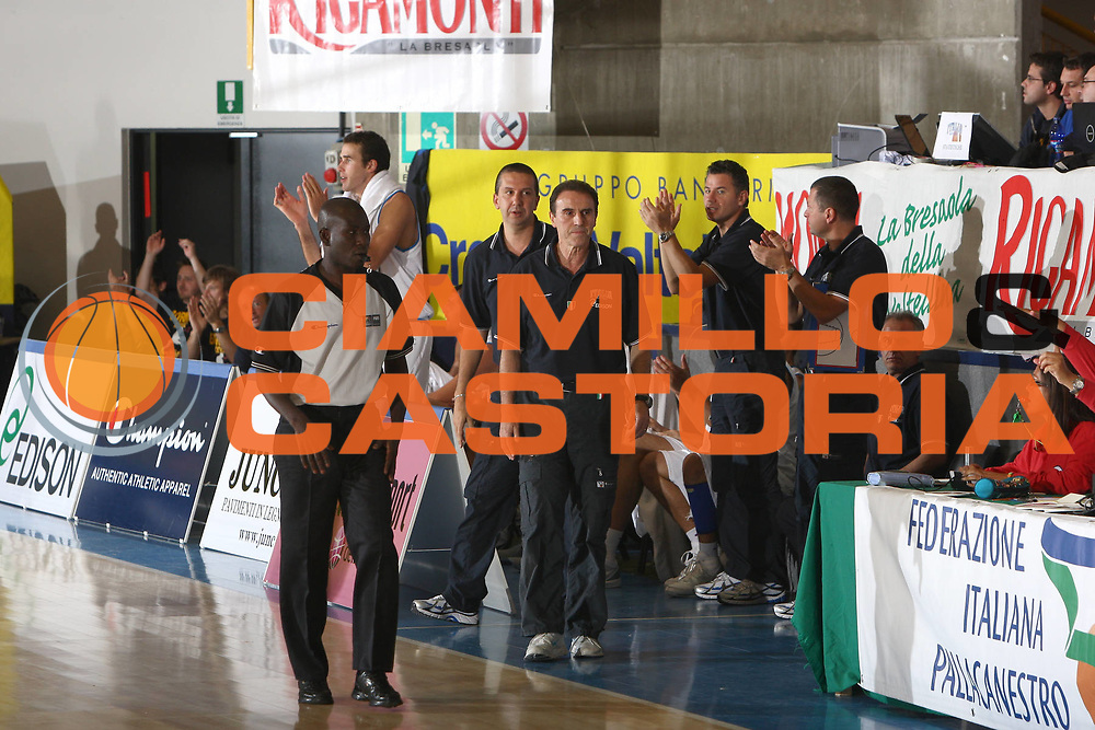 DESCRIZIONE : Bormio Torneo Internazionale Maschile Diego Gianatti Italia Repubblica Ceca Italy Czech Republic  <br /> GIOCATORE : Carlo Recalcati<br /> SQUADRA : Italia Italy<br /> EVENTO : Raduno Collegiale Nazionale Maschile <br /> GARA : Italia Repubblica Ceca Italy Czech Republic<br /> DATA : 18/07/2009 <br /> CATEGORIA : coach<br /> SPORT : Pallacanestro <br /> AUTORE : Agenzia Ciamillo-Castoria/C.De Massis