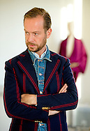 BAAMBRUGGE - Portrait of Fashion desginer Jan taminiau . COPYRIGHT ROBIN UTRECHT