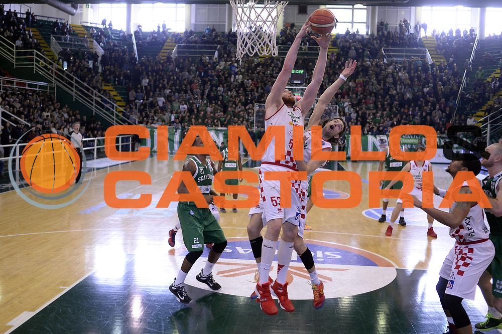 DESCRIZIONE : Avellino Lega A 2015-16 Sidigas Avellino Giorgio Tesi Group PistoiaGIOCATORE : Alex KirkCATEGORIA : rimbalzoSQUADRA : Giorgio Tesi Group PistoiaEVENTO : Campionato Lega A 2015-2016GARA : Sidigas Avellino Giorgio Tesi Group PistoiaDATA : 07/02/2016SPORT : Pallacanestro AUTORE : Agenzia Ciamillo-Castoria/A. De LiseGalleria : Lega Basket A 2015-2016 Fotonotizia : Avellino Lega A 2015-16 Sidigas Avellino Giorgio Tesi Group Pistoia