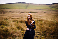From a fashion shoot in Carsluith, Scotland with Sula Clothing for their Autumn-Winter 2016 line.