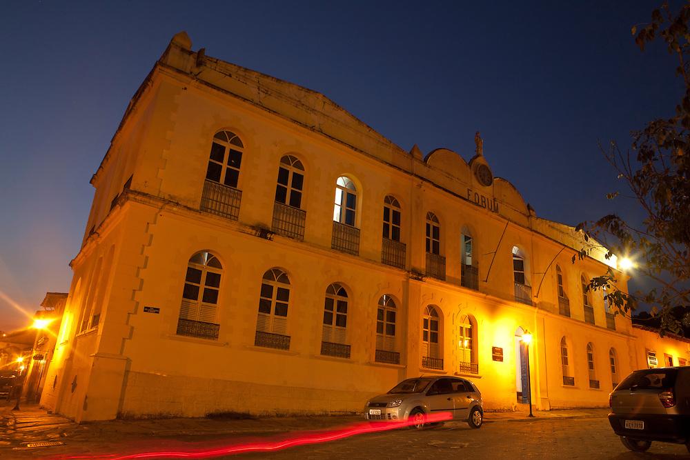Goias Velho_GO, Brasil.<br /> <br /> Imagens da cidade de Goias Velho, Goias. Na foto, o forum da cidade.<br /> <br /> Goias Velho in Goias. In this photo courthouse.<br /> <br /> Foto: ALEXANDRE BAXTER / NITRO