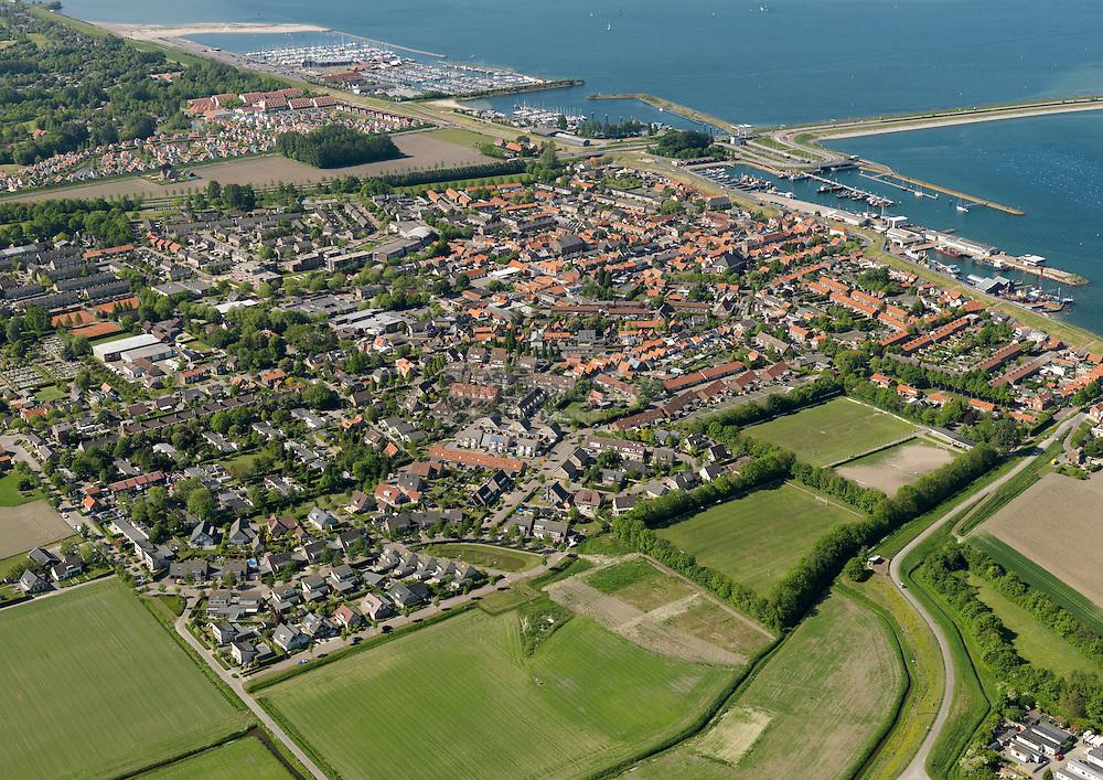 20110503 0079 Dorp Bruinisse is een visserdorp gelegen aan de Oosterschelde