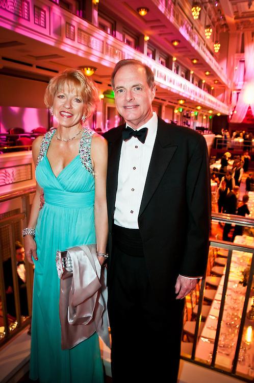 Susan and Bill Joy