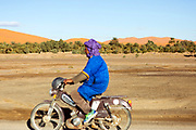 Hassilabied village, Southern Morocco, 2017-12-21. <br />