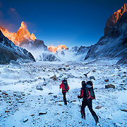 David Lama & Daniel Streuerer - Patagonia, Argentina