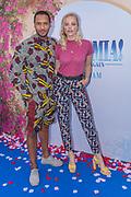 2018, Juli 18. Pathe Tuschinski, Amsterdam. Nederlandse premiere van Mamma Mia 2 Here We Go Again. Op de foto: Tarikh Janssen