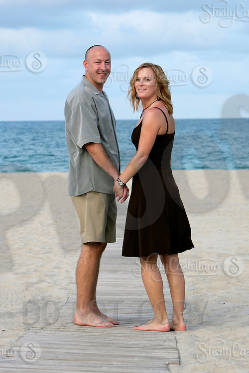 15 June 2010:  Corey Osmak and Tami Ilkuf Engagment photo session at the Harbor Beach Marriott in Ft. Lauderdale, Florida.  Personal use only.