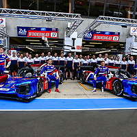 SMP Racing, BR Engineering BR1- AER, LMP1 driven by: Mikhail Aleshin, Vitaly Petrov, Jenson Button, Stephane Sarrazin, Egor Orudzhev, Matevos Isaakyan, 24 Heures Du Mans  2018  Test, 02/06/2018,
