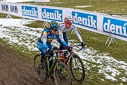 Asa Maria Erlandsson (SWE), Women Elite, Cyclo-cross World Championships Tabor, Czech Republic, 31 January 2015, Photo by Pim Nijland / PelotonPhotos.com