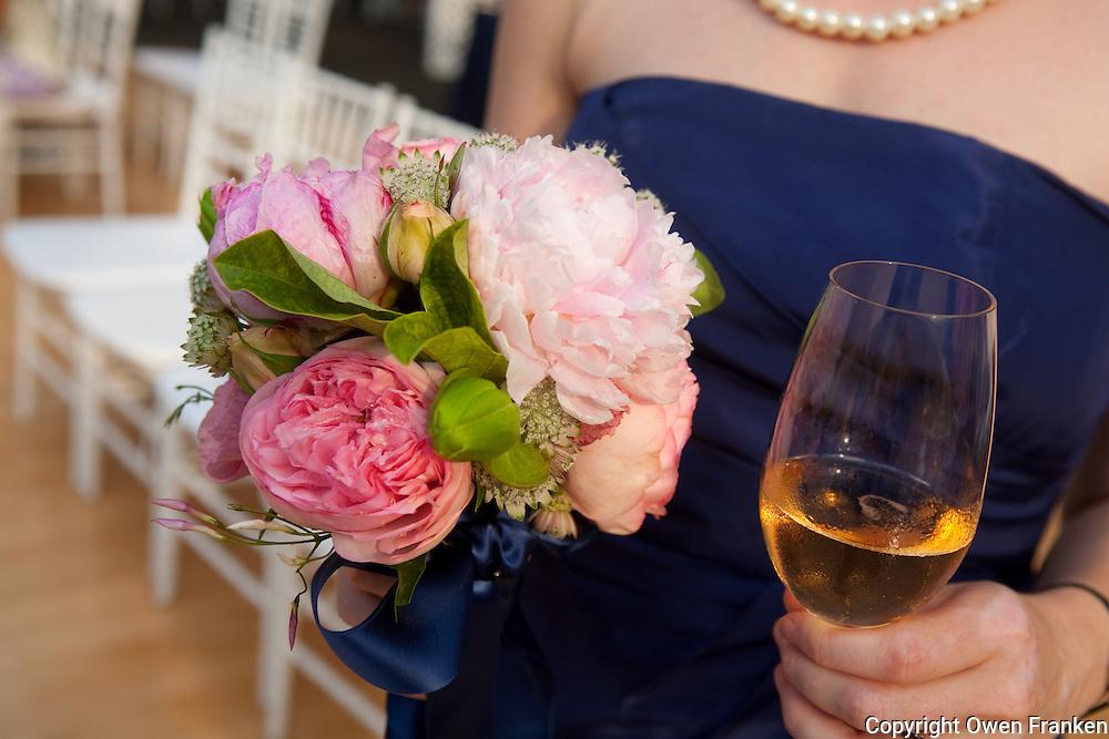 joe and stephanie  wedding .- photograph by Owen Franken