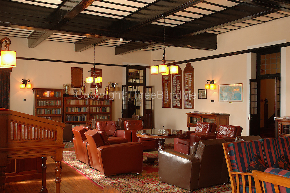 The Hill Club in Nuwara Eliya.