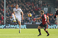 Football - 2018 / 2019 Premier League - AFC Bournemouth vs. Wolverhampton Wanderers<br /> <br /> Ryan Bennett of Wolverhampton Wanderers in action during the Premier League match at the Vitality Stadium (Dean Court) Bournemouth   <br /> <br /> COLORSPORT/SHAUN BOGGUST