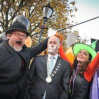 Kinsale Halloween Parade 2015