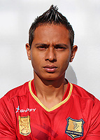 Colombia League - Liga Aguila 2016-2017 / <br /> Rionegro Aguilas Doradas - Colombia - <br /> Denis Gomez