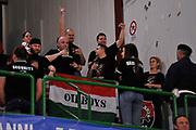 Eurocup 2015-2016 Last 32 Group N Dinamo Banco di Sardegna Sassari - Szolnoki Olaj <br /> GIOCATORE : Ultras Tifosi Spettatori Pubblico Szolnoki Olaj<br /> CATEGORIA : Ritratto Before Pregame Ultras Tifosi Spettatori Pubblico<br /> SQUADRA : Szolnoki Olaj<br /> EVENTO : Eurocup 2015-2016 GARA : Dinamo Banco di Sardegna Sassari - Szolnoki Olaj <br /> DATA : 03/02/2016 <br /> SPORT : Pallacanestro <br /> AUTORE : Agenzia Ciamillo-Castoria/C.Atzori