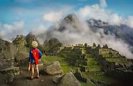 Peaceful Warrior Machu Picchu,Peru