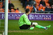 Blackpool v Bournemouth 201214