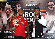 Brook v Spence Press Conference 250517