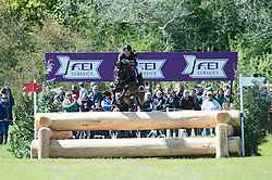 Peternell Alexander, (RSA), Asih<br /> Cross Country<br /> Mitsubishi Motors Badminton Horse Trials - Badminton 2015<br /> © Hippo Foto - Jon Stroud<br /> 09/05/15