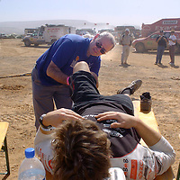 13 Jan. Rest Day Atar dakar 2007