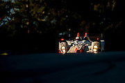 Jonathan Bennett, Colin Braun and Ricardo Gonzalez, CORE Autosport (PC) Chevrolet Oreca FLM09, Petit Le Mans. Oct 18-20, 2012. © Jamey Price