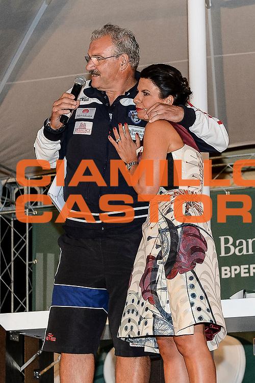 DESCRIZIONE : Presentazione Dinamo Banco di Sardegna Sassari 2015-2016 Tenute Sella &amp; Mosca Alghero<br /> GIOCATORE : Romeo Sacchetti Geppi Cucciari<br /> EVENTO : Presentazione Dinamo Banco di Sardegna Sassari 2015-2016 Tenute Sella &amp; Mosca Alghero<br /> GARA : Presentazione Dinamo Banco di Sardegna Sassari 2015-2016 Tenute Sella &amp; Mosca Alghero<br /> DATA : 04/09/2015<br /> SPORT : Pallacanestro <br /> AUTORE : Agenzia Ciamillo-Castoria/L.Canu