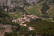 Travel in Croatia<br /> <br /> The town of Sveta Nedjelja, which is famous for its vineyards that rise above the town. Hvar Island.<br /> <br /> June 2013<br /> Matt Lutton