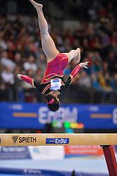 01-12-2012 TURNEN: WORLDCUP DTB POKAL: STUTTGART<br /> Team Meerkamp - Kim BUI GER<br /> ***NETHERLANDS ONLY***<br /> ©2012-FotoHoogendoorn.nl
