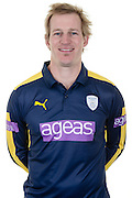 Hampshire left handed batsman Jimmy Adams in the 2016 Royal London One Day Cup Shirt. Hampshire CCC Headshots 2016 at the Ageas Bowl, Southampton, United Kingdom on 7 April 2016. Photo by David Vokes.