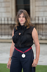 Image ©Licensed to i-Images Picture Agency. 04/06/2014. London, United Kingdom. Royal Academy Summer Exhibition Preview Party. Tracey Emin arrives to the Summer Exhibition Preview Party at the Royal Academy of Arts. Picture by Daniel Leal-Olivas / i-Images