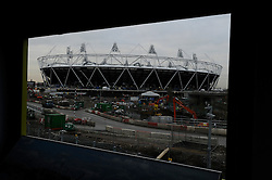 "© under license to London News Pictures. 07/02/2011. West Ham vice-chairman Karren Brady has claimed it would be a ""corporate crime"" to demolish the Olympic Stadium once the 2012 London Games are over. West Ham are currently vying with Tottenham to move into the venue after the Olympics. Picture credit should read Grant Falvey/London News Pictures."