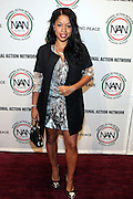 October 16, 2012-New York, NY : Recording Artist Mashonda at the 3rd Annual National Action Network Triumph Awards held at Jazz at Lincoln Center on October 16, 2012 in New York City. The Triumph Awards were established by the National Action Network to recognize the contributions of humanitarians from all walks of life and to encourage future generations to drum majors for justice. (Terrence Jennings)