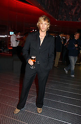 RICK PARFITT at a party to celebrate the launch of Pilsner Urquell beer held in the Pavillion at The Serpentine Gallery, London on 4th October 2006.<br /><br />NON EXCLUSIVE - WORLD RIGHTS