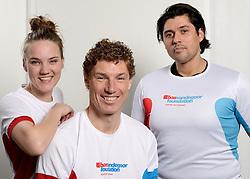 02-03-2014 NED: NY City Marathon 2014, Arnhem<br /> Op Papendal werd de eerste training en informatie gegeven voor de NY marathon. We Run 2 Change Diabetes gaat weer van start.