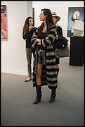 NICOLE CURRAN, Opening of Frieze art Fair. London. 14 October 2014