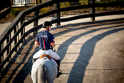Ward Mclain, USA, Clinta<br /> World Equestrian Games - Tryon 2018<br /> © Hippo Foto - Sharon Vandeput<br /> 21/09/2018