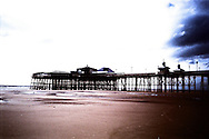 Blackpool, the seaside town that they forgot to close down...