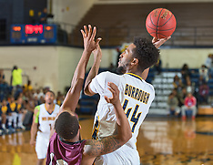 2015-16 A&T Men's Basketball vs Roanoke College