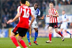 Abu Ogogo of Bristol Rovers - Rogan/JMP - 23/02/2019 - FOOTBALL - Memorial Stadium - Bristol, England - Bristol Rovers v Sunderland - EFL Sky Bet League One.