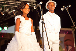 My'Kelle Christian and Dezhane Amey