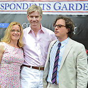 Elizabeth Shue, David Gregory and Davis Guggenhiem