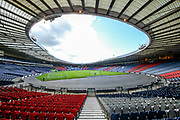 A general view inside Hampden Park ahead of the International Friendly match between Scotland Women and Jamaica Women at Hampden Park, Glasgow, United Kingdom on 28 May 2019.