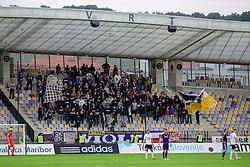 Viole, fans of Maribor, during football match between NK Maribor and NK Velenje Rudar in 34th Round of Prva liga Telekom Slovenije 2015/16, on May 11, 2016, in Ljudski vrt, Maribor, Slovenia. Photo by Matic Klansek Velej / Sportida