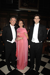 The DUKE &amp; DUCHESS OF SOMERSET and their son LORD SEYMOURat the 2008 Berkeley Dress Show at the Royal Hospital Chelsea, London on 3rd April 2008.<br /><br />NON EXCLUSIVE - WORLD RIGHTS